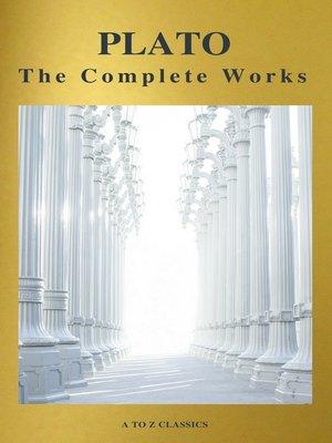 cover image of Plato