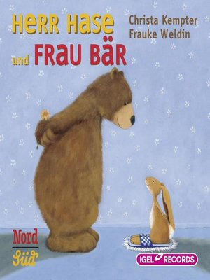 cover image of Herr Hase und Frau Bär