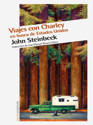 cover image of Viajes con Charley