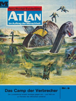 cover image of Atlan 8