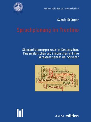 cover image of Sprachplanung im Trentino