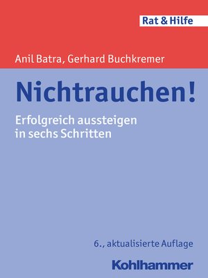cover image of Nichtrauchen!