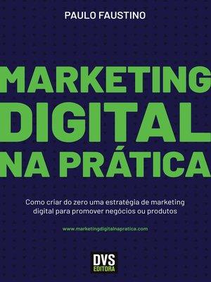 cover image of Marketing Digital na Prática