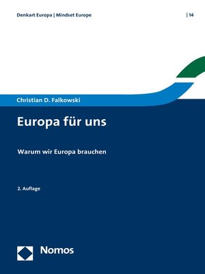 cover image of Europa für uns