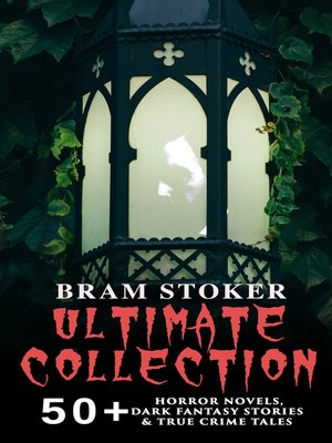 cover image of BRAM STOKER Ultimate Collection