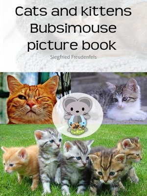 cover image of Bubsimouse Picture book of the cats