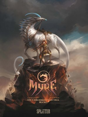 cover image of Myre--Die Chroniken von Yria. Band 1