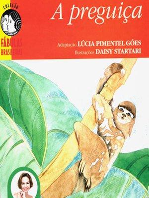 cover image of A preguiça