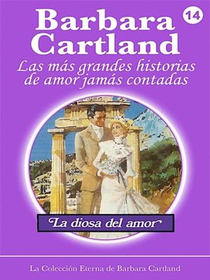 cover image of La Diosa Del Amor