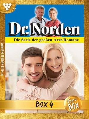 cover image of Dr. Norden (ab 600) Jubiläumsbox 4 – Arztroman