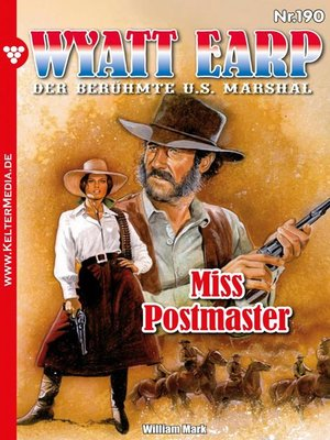 cover image of Wyatt Earp 190 – Western