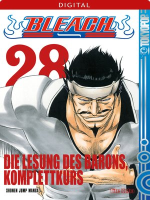 cover image of Bleach 28