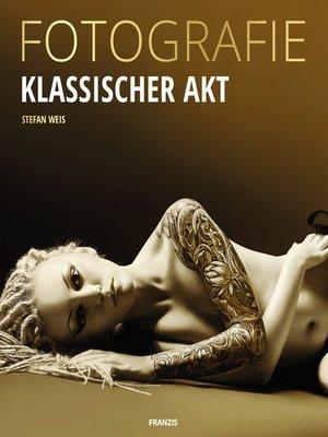 cover image of Fotografie Klassischer Akt