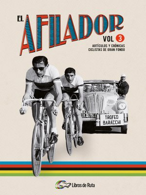 cover image of El Afilador Volume 3