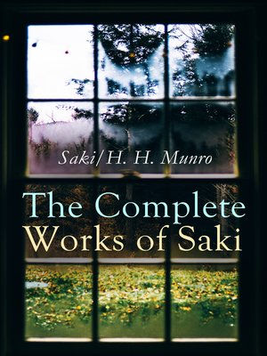 cover image of The Complete Works of Saki