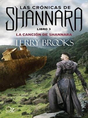 cover image of La canción de Shannara