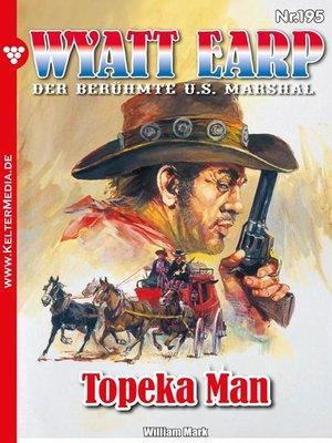 cover image of Wyatt Earp 195 – Western