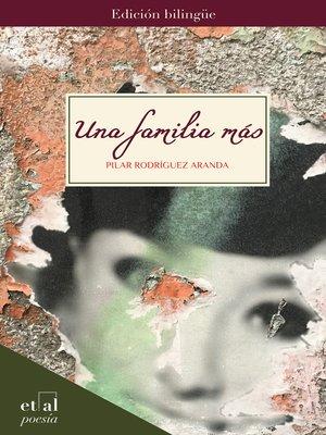 cover image of Una familia más