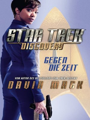 cover image of Star Trek--Discovery 1