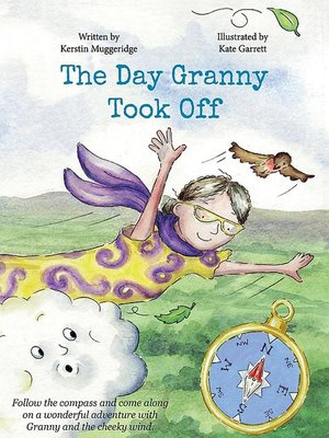 cover image of The Day Granny Took Off