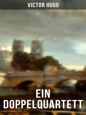 cover image of Ein Doppelquartett