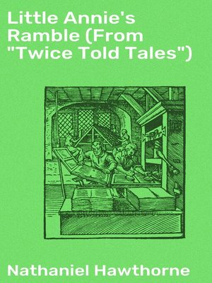 "cover image of Little Annie's Ramble (From ""Twice Told Tales"")"