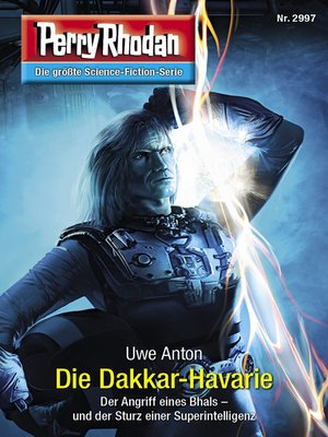 cover image of Perry Rhodan 2997