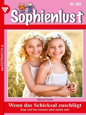 cover image of Sophienlust 385 – Familienroman