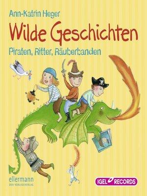 cover image of Wilde Geschichten