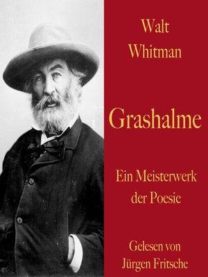 cover image of Walt Whitman