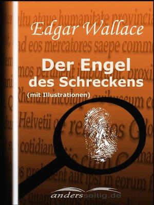 cover image of Der Engel des Schreckens (mit Illustrationen)