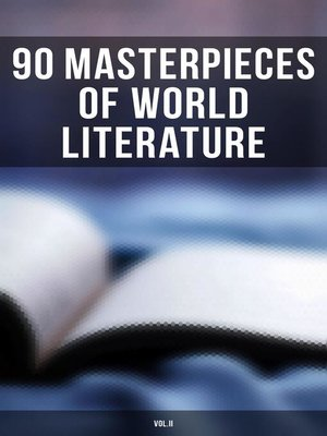 cover image of 90 Masterpieces of World Literature (VolumeII)