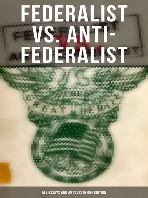 cover image of Federalist vs. Anti-Federalist