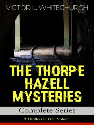 cover image of The Thorpe Hazell Mysteries – Complete Series