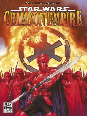 cover image of Star Wars Masters, Band 3--Crimson Empire I