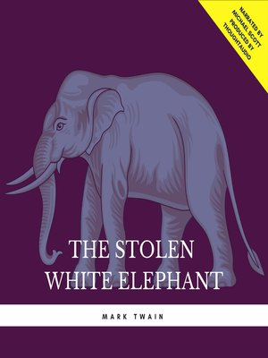 The Stolen White Elephant