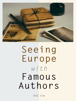 cover image of Seeing Europe with Famous Authors (Volume 1-8)