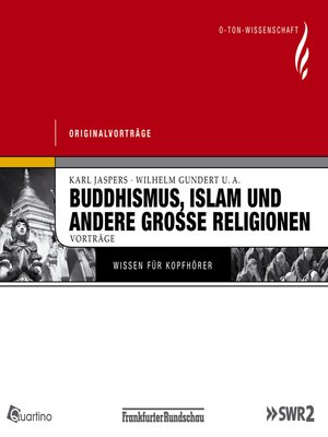 cover image of Buddhismus, Islam und andere große Religionen