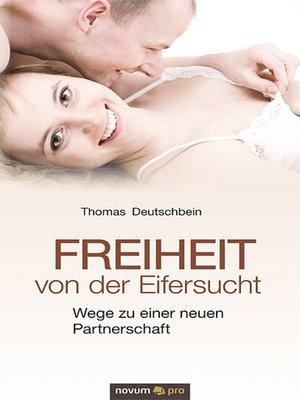 cover image of Freiheit von der Eifersucht