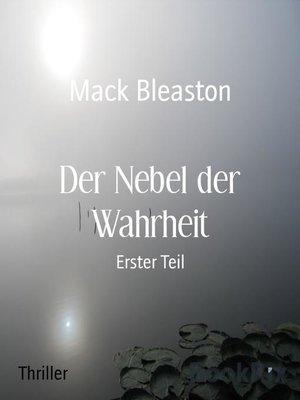 cover image of Der Nebel der Wahrheit