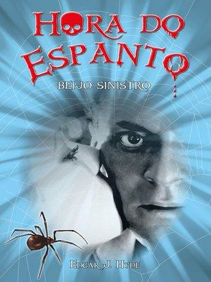 cover image of Hora do espanto--Beijo sinistro