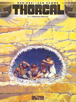 cover image of Thorgal. Band 13