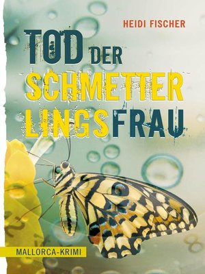 cover image of Tod der Schmetterlingsfrau