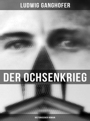 cover image of Der Ochsenkrieg