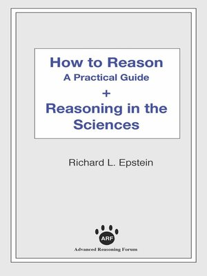 cover image of How to Reason + Reasoning in the Sciences