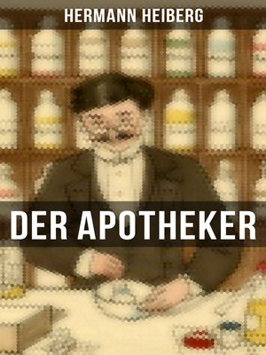 cover image of Der Apotheker