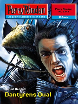 cover image of Perry Rhodan 2343
