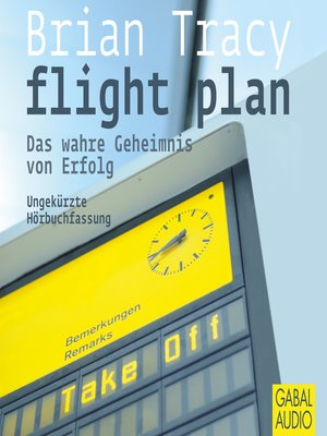 cover image of Flight Plan