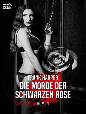 cover image of DIE MORDE DER SCHWARZEN ROSE