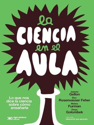 cover image of La ciencia en el aula